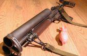 ¿Construcción de la pistola de furia: Cómo no construir un apoyo