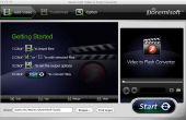 Mac M4V a Flash convertidor, convertir M4V archivos FLV/SWF en mac
