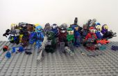 Armas de LEGO Halo: un how-to