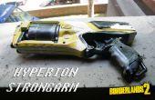 Réplica de pistola de Nerf Strongarm Borderlands 2 Hyperion