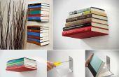 Convertir cualquier libro en una estantería