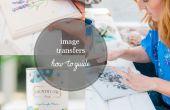 Cómo transferir una imagen a madera | Tutorial medio de transferencia de imágenes