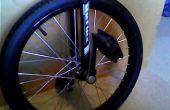 Monociclo/ciclo pedal apretones