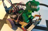 Laberinto Robot Solver, utilizando Inteligencia Artificial con Arduino