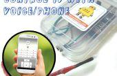 Aergia: Android controlado por TV Remote(with Speech Recognition)