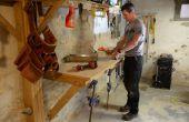 Proyecto DIY: Cómo hacer un banco de trabajo