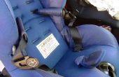 Líquido enfriado asientos de coche para bebés (o)