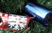 Caja de regalo de rollo de papel higiénico