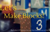 Crear bloques de crean recuerdos