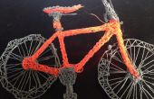 Bicicleta de montaña Mongoose de 3Doodler