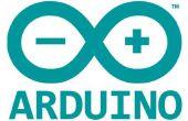Arduino / proceso - seis ejes giroscopio y acelerómetro