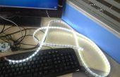 Unidad de tira de LED con pcDuino