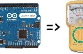 Voltímetro de Arduino secreto