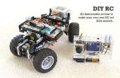 Control remoto de Arduino DIY y Lego RC vehículo!!!!