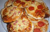 Pizza al estilo de Brickoven en casa