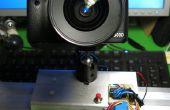 Arduino + Stepper Motor cámara deslizante