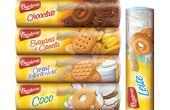 Mantenga galletas frescas en su propio paquete