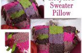 Un nuevo uso de reciclado de suéteres de lana
