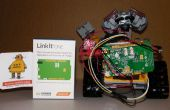 LinkIt uno accionado Wall-E