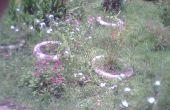 Ahorrar neumáticos y hacer un jardín!