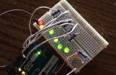 Sistema de luz de Arduino