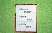 Cómo ayudar a sus hijos a recordar palabras en idiomas extranjeros
