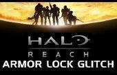 Permanecer en el bloqueo de armadura para siempre Halo Reach