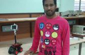 ROBOT de DTMF (sin microcontrolador)