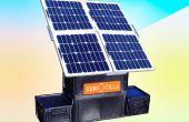 Generador Solar emergente: SunZilla 3.0