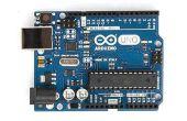 Sistema de seguridad basado en Arduino PIR Motion Sensor