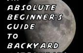 Cómo iniciarse en la astronomía Amateur