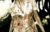 Traje de enfermera de Silent Hill