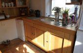 Como diseñado y construido mi cocina de roble a medida con un presupuesto ajustado