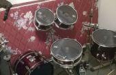 Drumset electrónico
