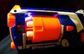 Nerf ELITE resplandor MOD: STRONGARM