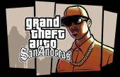 ¿Cómo conocer los secretos de Grand Theft Auto San Andreas juego? ¿