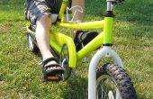 Construir bicicleta reclinada de larga-distancia entre ejes baja racer infantil