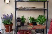 Barril de lluvia DIY - tamaño de un apartamento