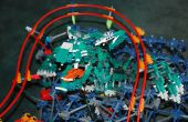 Dragon Gem K'nex Ball Machine