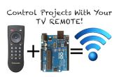 Cómo utilizar el control remoto IR con Arduino (actual y actualizada)