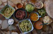 Burrito-buffet con todo lo