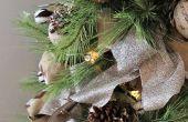 Decoración de Navidad país