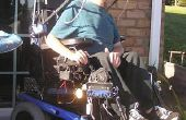 Techo convertible para silla de ruedas de vehículo