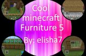 Enfriar Minecraft muebles 5