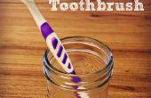 Cepillo de dientes A desinfectar