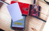 Tarjeta de llamada: Mensajes de texto RFID