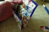 Sola bolsa cartera de cinta de conducto