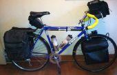 Alforjas bici DIY - caseros alforjas de la bicicleta