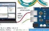 Configurar el IDE de Arduino Atmel estudio
