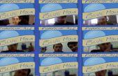 Cómo crear una webcam de procesamiento controlado con efectos fotográficos y recubrimiento